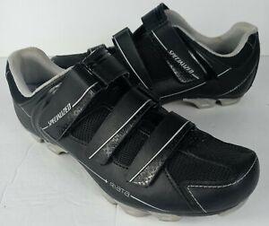 Specialized Riata MTB Mountain Bike Cycling Shoes Black Women's US 8 / EU 39 ST5