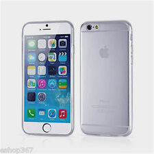 "For iPhone 6 Plus 5.5"" TPU Soft Clear Silicon Case Cover.  Free Ship! (i6 Plus)"