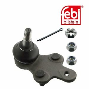 febi 23107 Ball Joint Front Left Lower Additional Parts For Toyota 43340-19025