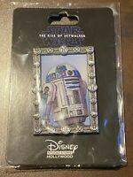 Disney DSF DSSH Rise of Skywalker R2-D2 Star Wars Pin LE 400