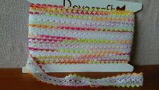 BEAUTIFUL KNITTING IN LACE, DOVE CRAFT, NEW FIESTA MIX, GORGEOUS LACE FREE P & P