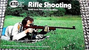KNOW THE GAME: RIFLE SHOOTING: SMALL-BORE RIFLES AND AIR RIFLES (1986) KTG