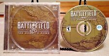 2003 Battlefield 1942: The Road to Rome Expansion Pack PC Game w/ KEY