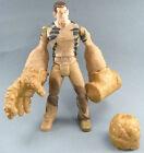 2006 Spider-Man 3 movie Sand Blast Battle Sandman COMPLETE