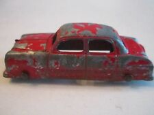 """TOOTSIE TOY  RED  CAR - 3"""" - MB 1"""