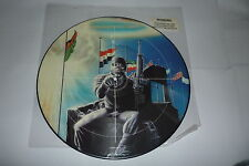 Iron Maiden - 2 Min para la medianoche - 1984 UK EMI Limited Edition 3-track 12""