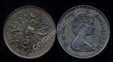 GREAT BRITAIN 25 New Pence 1980 Birthday Queen UNC