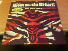 "12"" MIX THE COOL THE FAB & THE GROOVY PRES QUINCY JONES SOUL BOSSA NOVA VG-/EX"