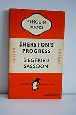 PENGUIN CLASSICS Sherston's Progress by Siegfried Sassoon 1948 1st Edition