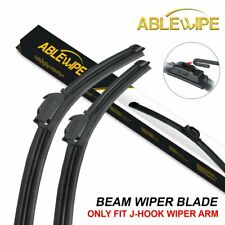 ABLEWIPE Fit For JAGUAR XJR S-TYPE SUPER V8 All Season Wiper Blades (Set of 2)