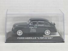 "Ford Abeille in dunkelgrau ""L'Epi d'Or"", ohne OVP, IXO / Altaya, 1:43"