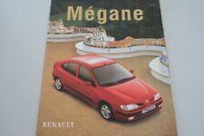 00085) Renault Megane Prospekt 12/1997