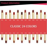HL Lipstick Waterproof Long-Lasting Pigmented Moisturizing Lip Gloss Multi Color