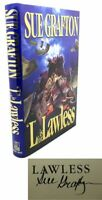 Sue Grafton L IS FOR LAWLESS Signed 1st 1st Edition 1st Printing