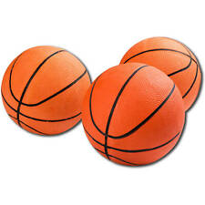 Md Sports Rubber Pop A Shot Arcade Basketballs Replacement 7 Inch 3pcs Durable