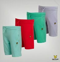Boys Lyle And Scott Drawcord Loopback Sweat Shorts Sizes Age from 7 to 14 Yrs