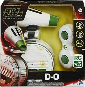 NEW Star Wars The Rise of Skywalker R/C D-O Rolling Figure Droid Birthday Gift