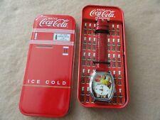 New Coca Cola Coke Quartz Watch