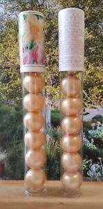 Vintage Floral Fantasy Bath Oil Pearls, Avon.  Lot of Two NOS 1.25 oz each