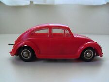 GERMAN - DUX - WIND-UP - VOLKSWAGEN BEETLE / VW BUG - PLASTIC