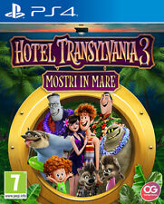 Hotel Transylvania 3 Mostri In Mare PS4 Playstation 4 IT IMPORT NAMCO