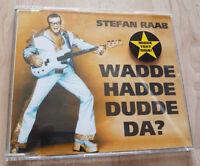 Stefan Raab - Wadde Hadde Dudde Da?, Maxi CD, 2000