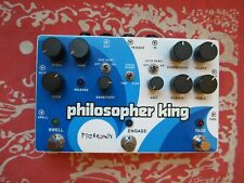 PIGTRONIX PHILOSOPHER KING TONE OPTO CELL COMPRESSOR ATTACK RELEASE