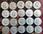 Kennedy+Half+Dollars+40%25+Silver+1965-69+20+Coins