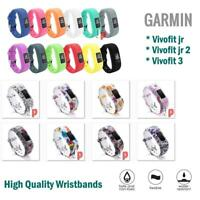 Replacement Band for GARMIN VIVOFIT 3 Fitness Wristband Bracelet Tracker