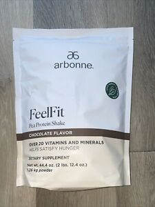 Arbonne Chocolate Protein Shake Mix (Powder) #2069 - 2LBs Bag - Expdate: 09/2022