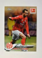 2018-19 Topps Chrome Bundesliga Soccer Base #26 Levin Oztunali - 1. FSV Mainz 05