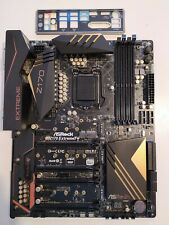 Motherboard Asrock Z170 Extreme 7+   Z170   LGA 1151 PCI-E  M.2 Tested & Working