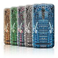 STUFF4 Back Case/Cover/Skin for Asus Zenfone 2 ZE551ML/Aztec Animal Design