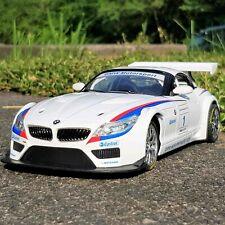 Ferngesteuertes Auto Spielzeug RC Auto BMW Z4 GT3 Gran Turismo Sport Weiß 23 cm