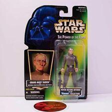 Star Wars Power Of The Force - Grand Moff Tarkin - Hologram Card