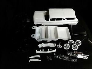 1960 Chevy Nomad Wagon 1:25 Scale Resin model kit. Decko Car Co. kit