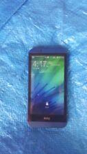Very Good Used Navy Blue HTC Desire 510 0PCV1 Sprint Prepaid Cell Phone