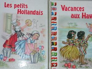 Vacances à Hawai - Petits hollandais éd. Piccoli - Jeunesse voyage illustré