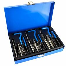 Thread installation and repair kit helicoil set 88pc metric sizes M6-M10 AT212