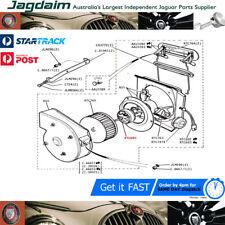 New Jaguar XJ6 HVAC Blower Motor RTC690