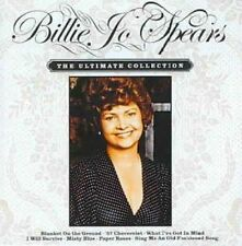 The Ultimate Collection 0094639693221 by Billie Jo Spears CD