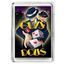 Guys & Dolls. The Musical. Fridge Magnet.