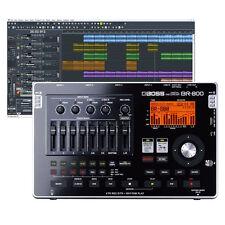 Boss BR800 MultiTrack Digital Recorder Recording Studio + Effects & 1GB SD Card