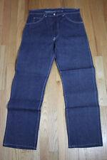 Vintage Levis big E jeans 605 33 30 50's nos husky jeans new deadstock denim vtg