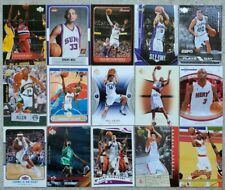 WHOLESALE LOT BASKETBALL CARDS NICE COLLECTION OF NBA SUPERSTARS HOF RARE MINT