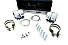 MONTAGESATZ KAT LEERKAT ATTRAPPE ABGASANLAGE PORSCHE 911 996 3.4-3.6 GT3