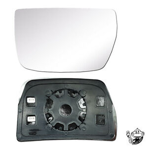 fits IVECO DAILY DRIVERS SIDE WING MIRROR GLASS BLIND SPOT HEATED 2006-2011