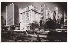 BRAZIL - S.Paulo - Conjunto de Edificios Modernos - Photo Postcard 1957