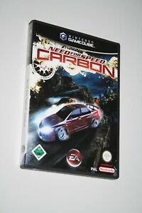 NINTENDO GAMECUBE * NEED FOR SPEED CARBON * Game Cube !!