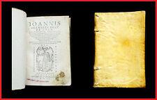 """De LUGO:  """" Practica Criminalis """"  -  1560 ( Inquisitionis Tractatus Criminale )"""